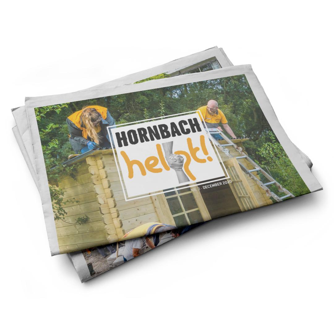 Hornbach Helpt krant